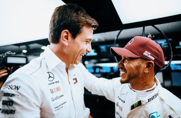 Toto Wolff admits mediums for Hamilton was mistake: His driving saved us
