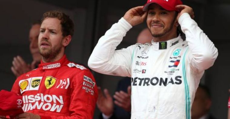 Update: The championship standings after the Monaco Grand Prix