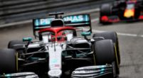 Afbeelding: ''No further action'' na clash tussen Verstappen en Hamilton tijdens de Monaco GP!