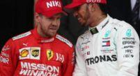 Afbeelding: Sebastian Vettel over incident Max en Lewis: ''Ik dacht even aan de winst''