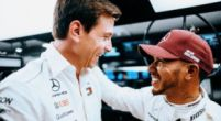 "Image: Toto Wolff admits mediums for Hamilton was mistake: ""His driving saved us"""