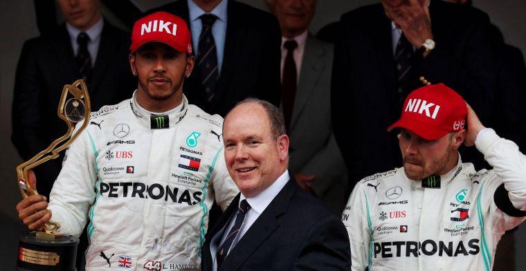 """Even napraten met: Tim Coronel: """"Bottas is nog lang niet klaar met Lewis"""