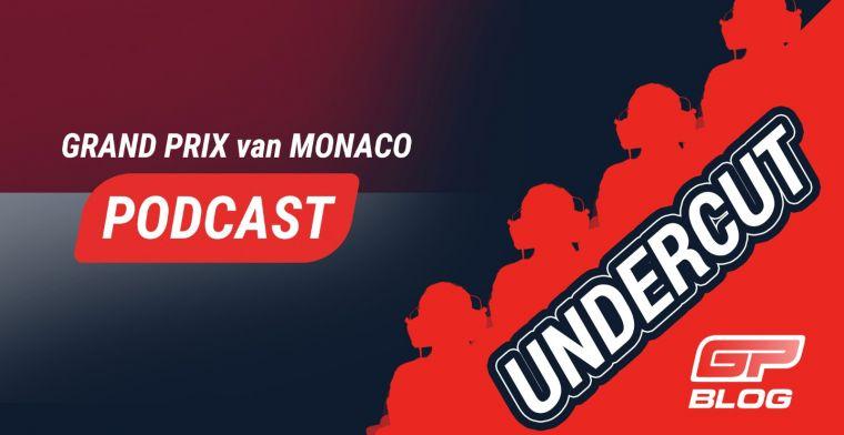 PODCAST | UNDERCUT #15 GP MONACO: WAS DE TIJDSTRAF VAN VERSTAPPEN TERECHT?