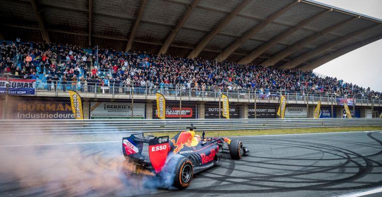 Ticketregistratie voor Grand Prix van Zandvoort gestart