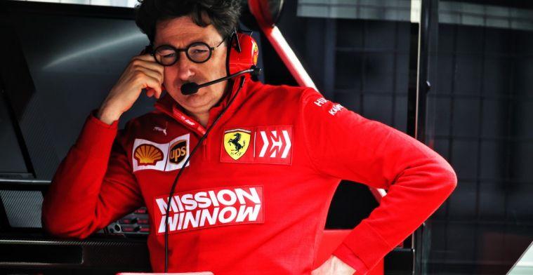 Mattia Binotto: Mercedes ook in Canada het te kloppen team