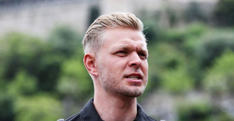 Flinke teleurstelling bij Magnussen: Heb dan nog liever dat de motor ploft