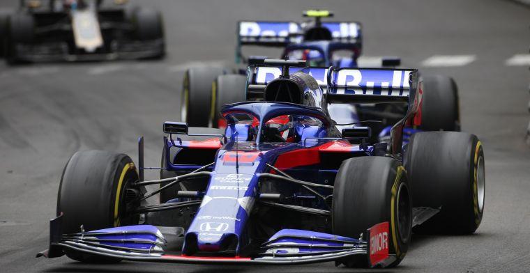 Toro Rosso zeer tevreden met tien punten: We wisten dat het hier kon!