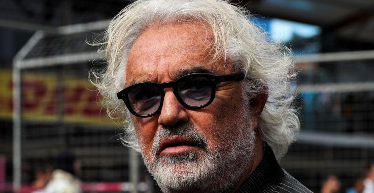 Briatore ligt in een deuk om Ferrari in Monaco: Dat weet iedereen toch?