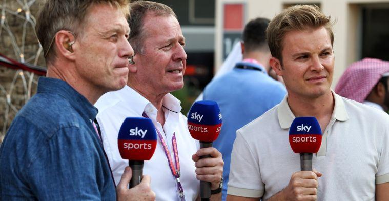 Nico Rosberg begrijpt niet hoe Mercedes zo'n strategische blunder kan maken