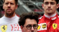 """Afbeelding: Vettel na uitspraken Binotto: """"Ik zet mezelf niet boven het team"""""""