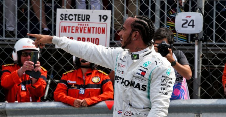 Isola: Lauda would have been proud of Hamilton's win