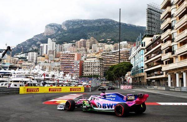 Perez wants to make a change to the Monaco circuit