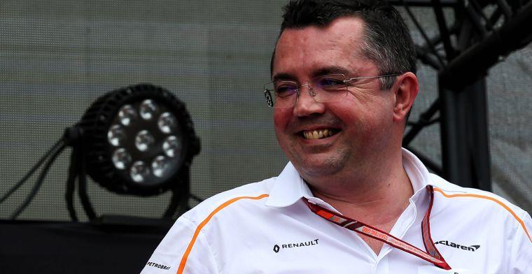 Zien we Eric Boullier binnenkort bij Renault terug?