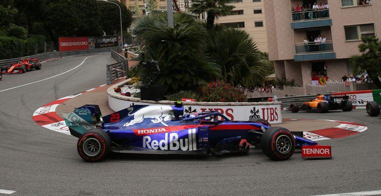 Albon: 'Eerste keer dat Toro Rosso krijgt wat ze verdienen'
