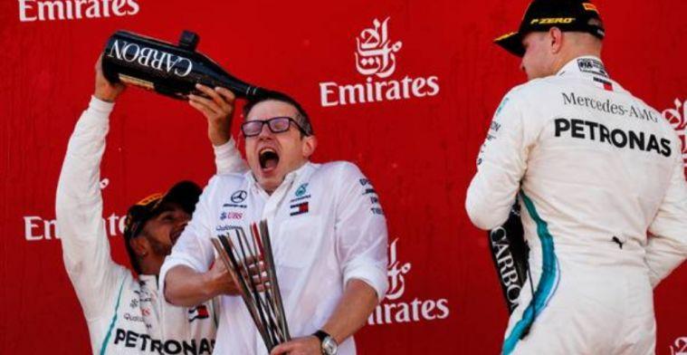 Hamilton drove a champion's race in Monaco