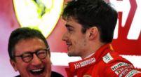 Afbeelding: Ferrari-CEO, Camilleri, biedt excuses aan voor kwalificatie Leclerc