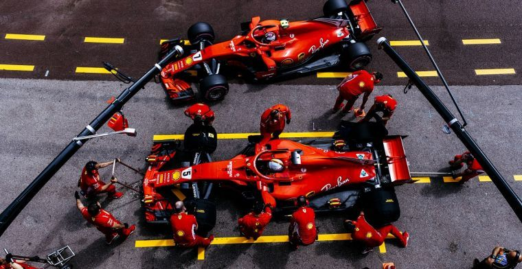 Ferrari set to introduce new front wing for French Grand Prix