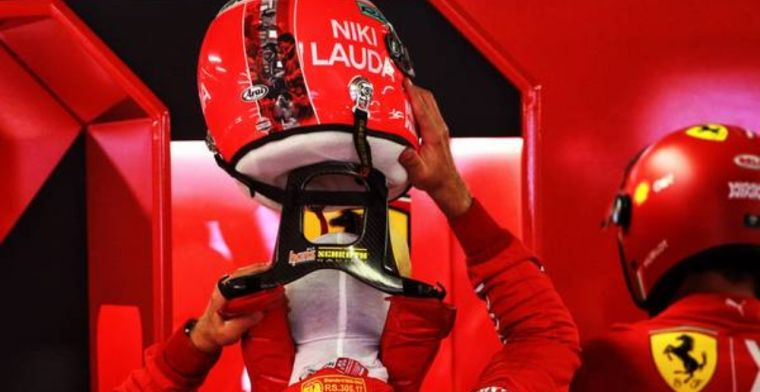 The reason behind Vettel's absence at Lauda's funeral