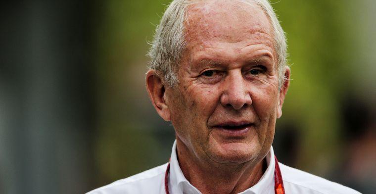 Red Bull: 'We komen in Singapore met een nieuw chassis'