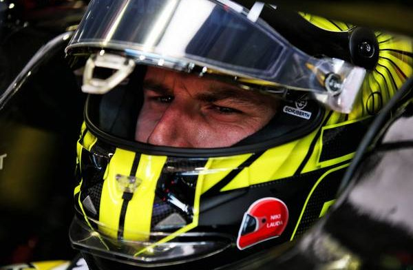 Nico Hulkenberg praises Renault for engine re-design
