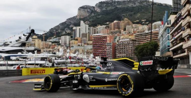 Renault bring quite substantial aerodynamic upgrade to France