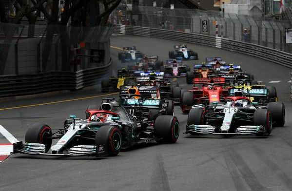 Carbon-neutral fuel in F1 for 2021?