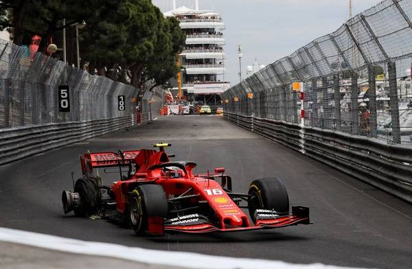 Ferrari struggling with 2019 tyres