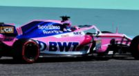 Afbeelding: 'Circuit Gilles Villeneuve past onze auto,' Racing Point