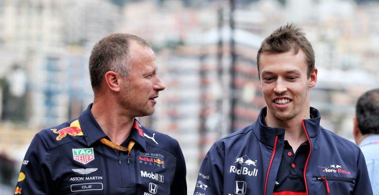 Promotor Russische GP: Daniil Kvyat is goed genoeg voor een topteam