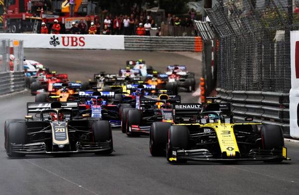 Abiteboul: F1 should move away from heavy cars