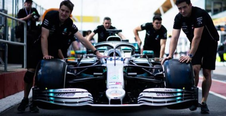 Bottas only expecting a small step forward with engine upgrade