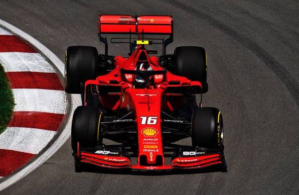 FP2 REPORT: Leclerc leads Ferrari one-two as Hamilton hits the wall