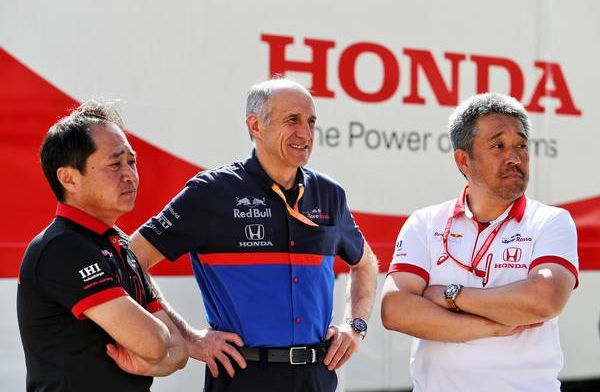 Honda still playing catch-up to Mercedes and Ferrari - Tanabe