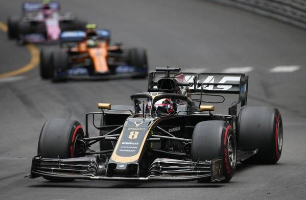 Haas asked to remove controversial stag logo for Canadian Grand Prix