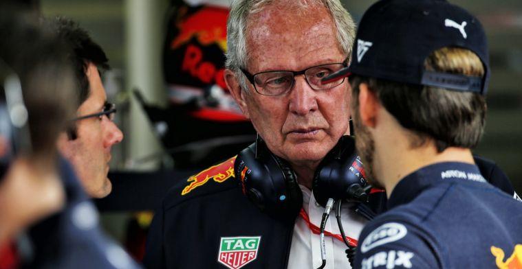 Marko houdt Gasly indirect verantwoordelijk voor incident Verstappen