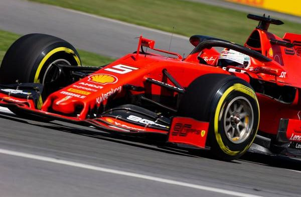 FP3 REPORT: Vettel fastest in Ferrari one-two as gap emerges to Mercedes