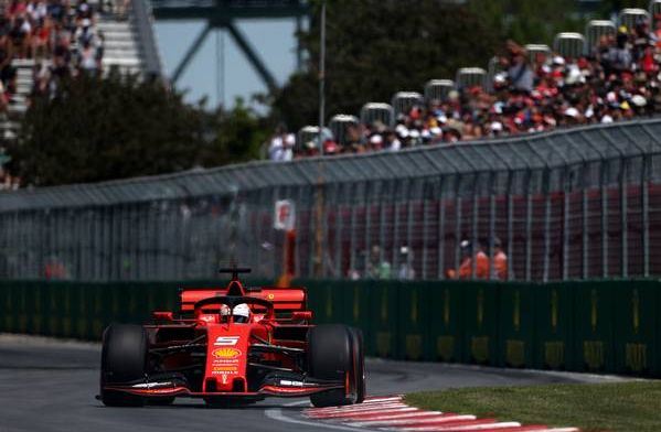 Vettel delighted with pole - but wants to finish the job tomorrow