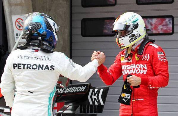 Sebastian Vettel takes pole position in Canada from Hamilton!