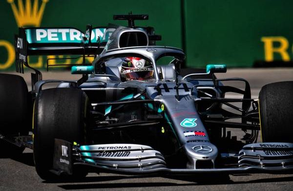 Hamilton hated missing out on FP2: It's like sitting in the headmaster's office