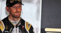 Image: Unlucky Grosjean disappointed after Magnussen crash costs him