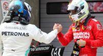 Image: Sebastian Vettel takes pole position in Canada from Hamilton!