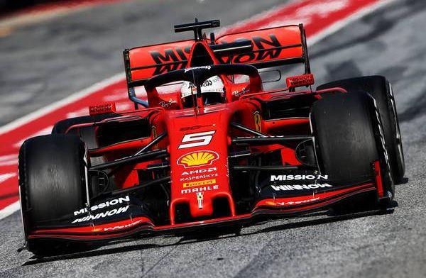 Sebastian Vettel voted Driver of the Day in Canada!