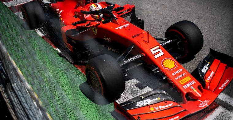 Vettel also hit with two penalty points on licence for Canadian GP-incident!