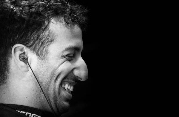 Ricciardo - I never thought I'd be so happy for a fourth place in qualifying!