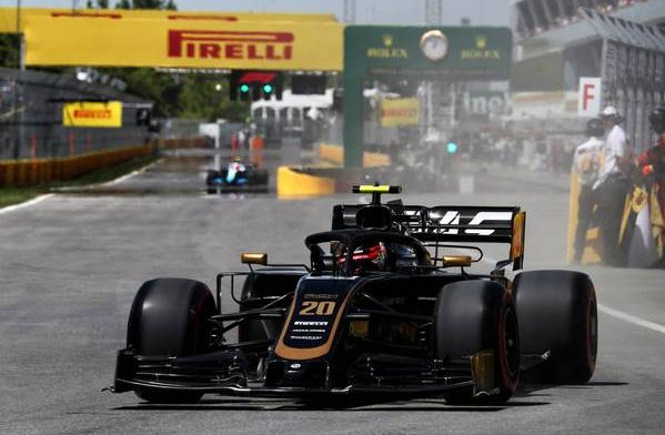 Kevin Magnussen says it's better to start from the pit lane