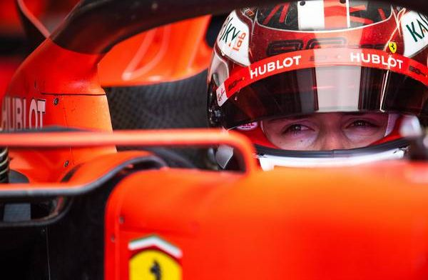 Leclerc sees a great opportunity from P3