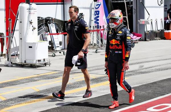 Max Verstappen starts 9th due to Magnussen and Sainz penalties