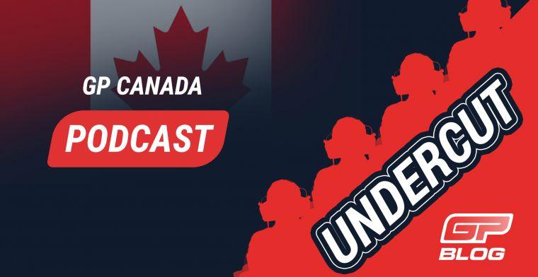 PODCAST | UNDERCUT #16 GP CANADA: BLIJFT VERSTAPPEN BIJ RED BULL?