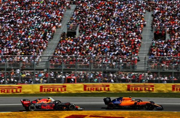 Norris saw battling Verstappen in Canada as having proper fun
