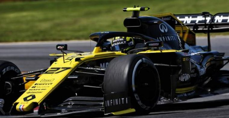 Hulkenberg pleased with better than expected Canadian Grand Prix